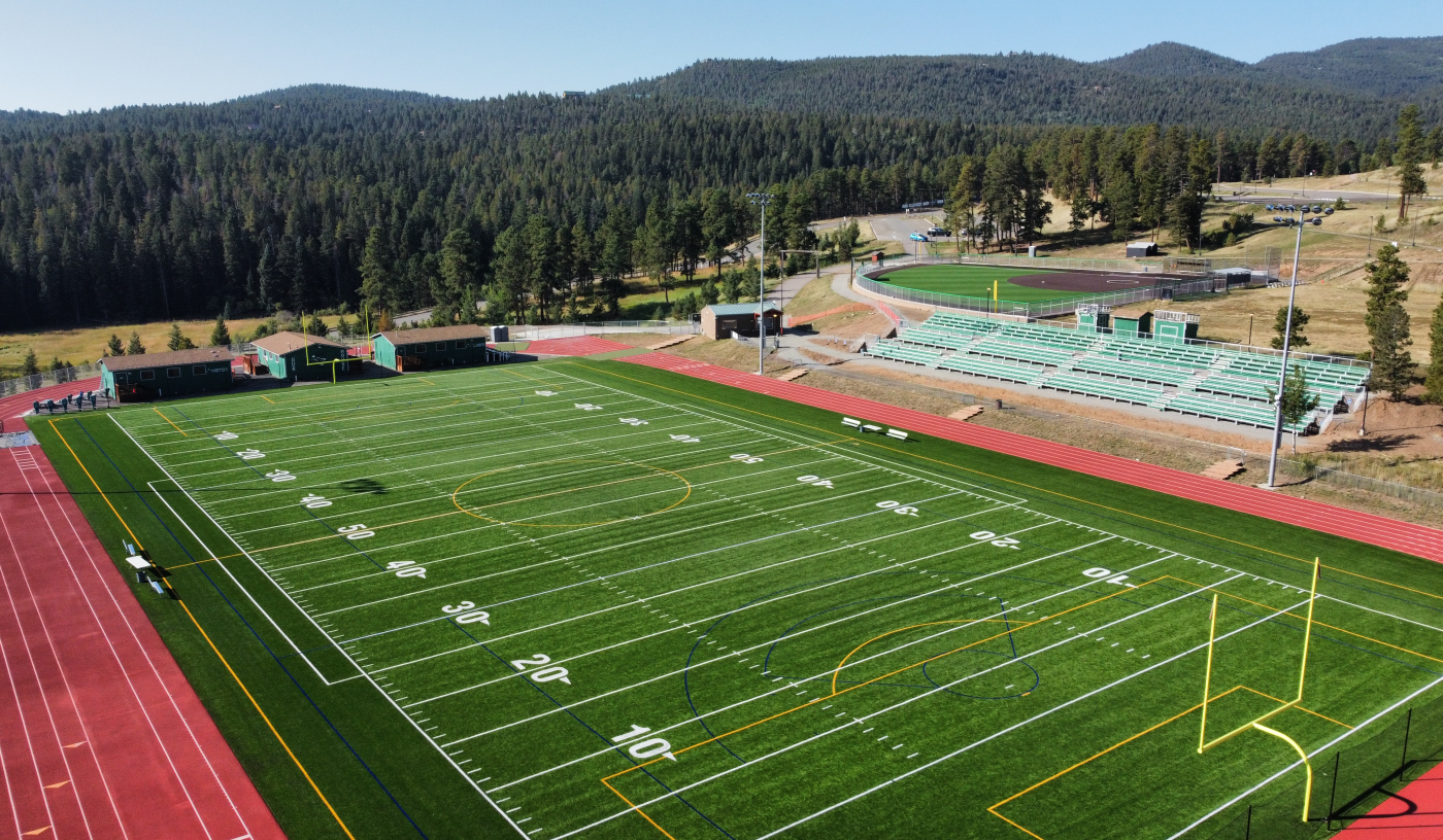 Home of the CONIFER LOBOS UNIFIED BOOSTERS